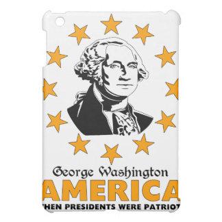 George Washington iPad Mini Cover