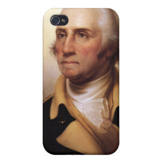 George Washington iPhone 4/4S Cases
