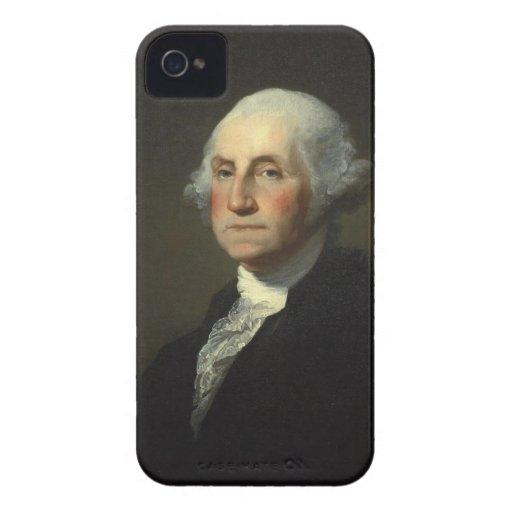 George Washington iPhone 4 Case-Mate Funda