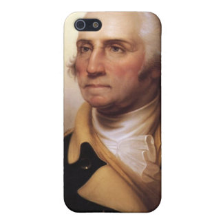 George Washington iPhone 5/5S Cases