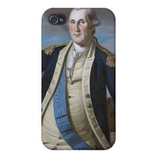 George Washington iPhone 4 Covers