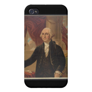 George Washington iPhone Cover - Case for iPhone