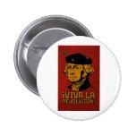 George Washington: ¡La Revolucion de Viva! Botón Pin