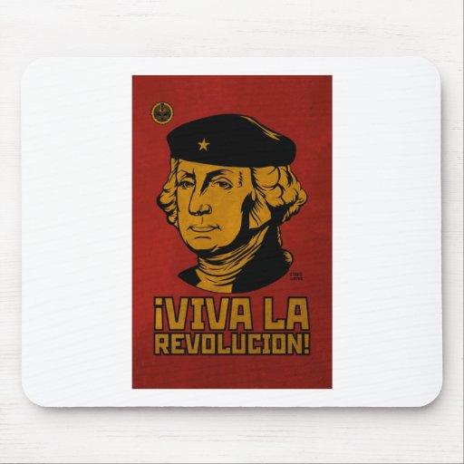 George Washington: ¡La Revolucion de Viva! Mousepa Tapetes De Ratones