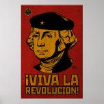 George Washington: ¡La Revolucion de Viva! Poster