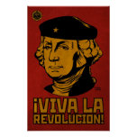 George Washington: La Revolucion de Viva Posters