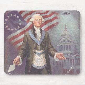 George Washington mason Mouse Mat