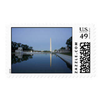 George Washington Monument; 2006 October 15 Postage Stamp