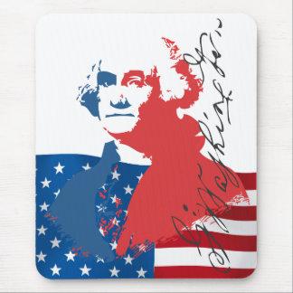 George Washington Mouse Pad