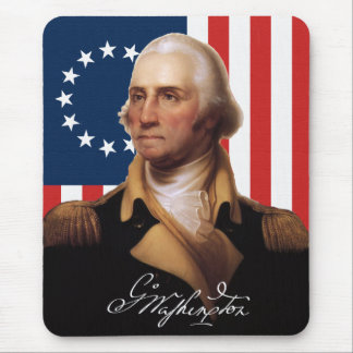 George Washington Mousepad