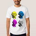 George Washington -- Multi Colored T-Shirt