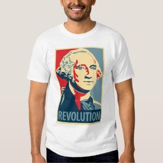 George Washington: Obama Parody Poster T-Shirt