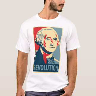 George Washington: Obama Parody Poster T-Shirt