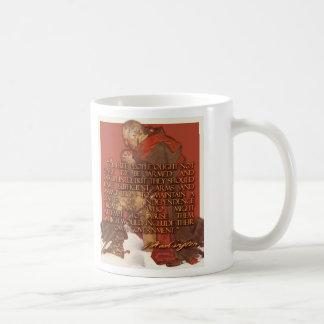 George Washington on Arms & Government Coffee Mug