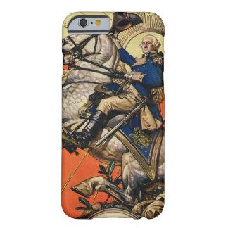 George Washington on Horseback iPhone 6 Case