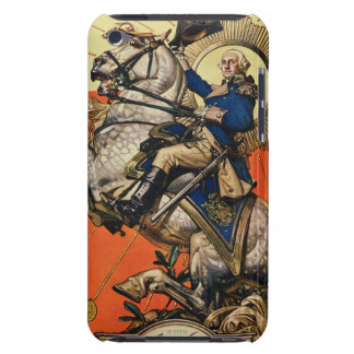 George Washington on Horseback Case-Mate iPod Touch Case