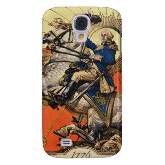George Washington on Horseback Samsung Galaxy S4 Cover
