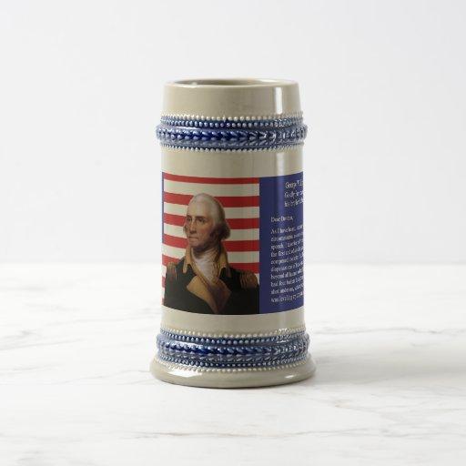 George Washington On Providence Coffee Mug