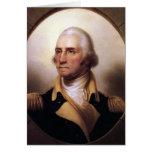 George Washington On Providence Greeting Cards