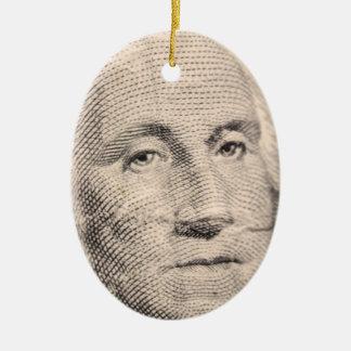 George Washington Christmas Tree Ornament