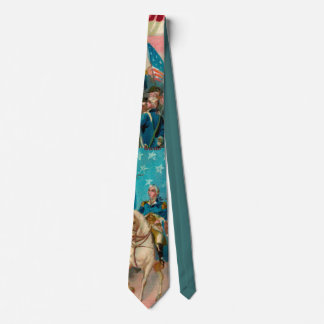 George Washington Patriotic Tie