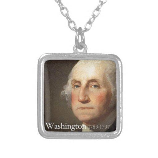 George Washington Pendants