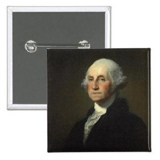 George Washington Pinback Button