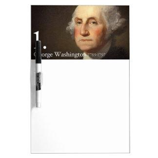 George Washington Pizarras