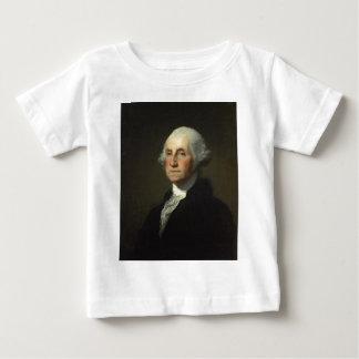 George Washington Playera Para Bebé