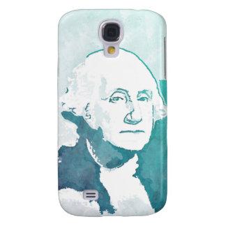 George Washington Pop Art Portrait Galaxy S4 Cover