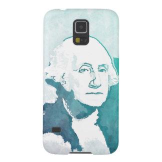 George Washington Pop Art Portrait Galaxy S5 Cover