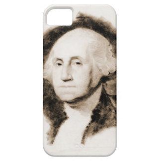 George Washington Portrait 1850 iPhone 5 Covers