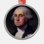 George Washington Portrait 1 Christmas Tree Ornament
