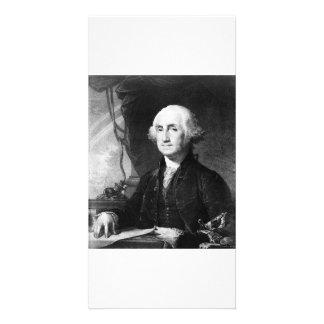 George Washington Portrait collector photo cards