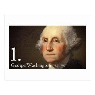 George Washington Postcard