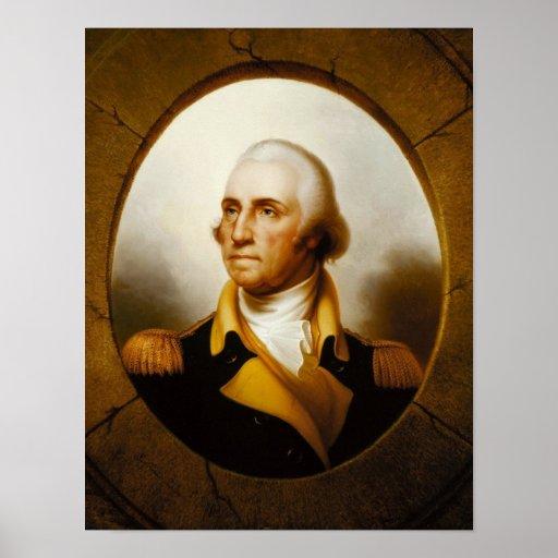 George Washington Print