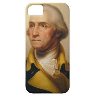 George Washington, primer presidente de los iPhone 5 Carcasas