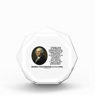 George Washington Promote Diffusion Of Knowledge Award