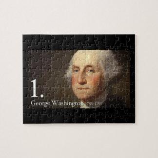 George Washington Puzzles