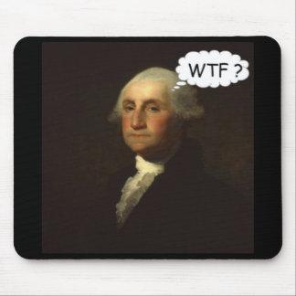 George Washington que hace girar en su sepulcro Mouse Pad