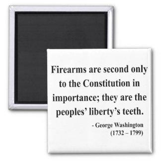 George Washington Quote 6a Fridge Magnets