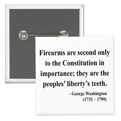 George Washington Quote 6a Pins