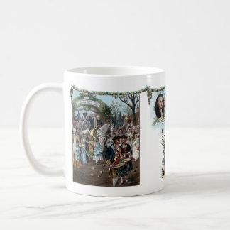 George Washington Returns to Trenton Coffee Mug