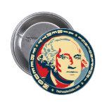 George Washington - revolución: Botón de OHP Pins