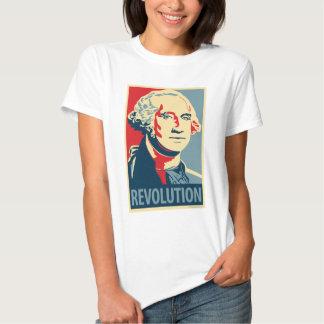 George Washington - Revolution: OHP Ladies Top Tshirts
