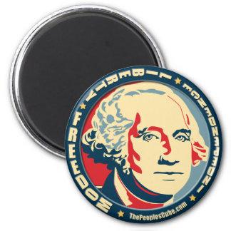 George Washington - Revolution: OHP Magnet
