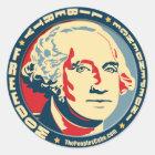 George Washington - Revolution: OHP Sticker