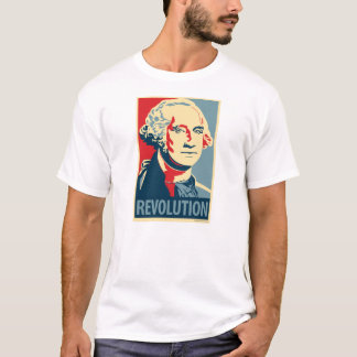 George Washington - Revolution: OHP T-Shirt