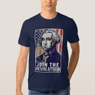 George Washington Revolution Shirt