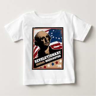 George Washington Revolutionary Infant T-Shirt